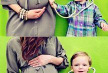 Embarazadas hermanos