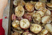 Food - Hot Potato, Hot Potato