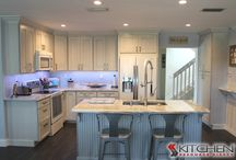 Gray Cabinets / Beautiful spaces using gray cabinets / by Cabinets.com by Kitchen Resource Direct