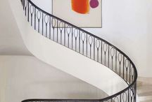Stairway to heaven / In, on and around the stairs / by Sketchgirl & Co.