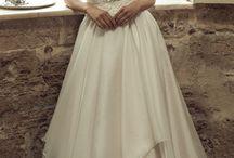 Wedding Inspirations - Dresses