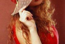 sombreros a crochet