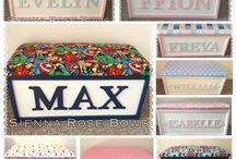 Toy box ideas