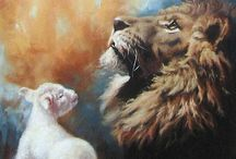 Leão e o Cordeiro
