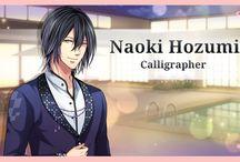 Shall we date? Love Tangle - Naoki Hozumi
