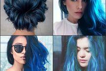 Penteados Coloridos / #PenteadosColoridos