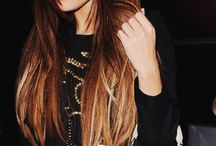 ombre hair |brunette / brunette hair color ideas <3