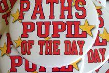 //school badges /