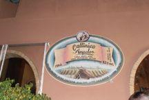 Řecko Zakynthos Vinařství Callinico