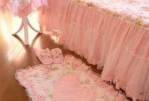 romantický pokojíček