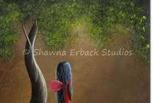 Shawna erback art