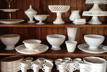 Milk Glass Anyone?