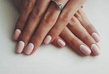 Тема ногти