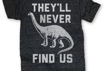 """T-shirts I'd Rock / I love me a comfy """"T"""".  / by Stephanie Bramasco"""