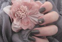 ღ.¸¸.✿❤Rosas grises - Pink and grey / by Elisabeth  ღ.¸¸.✿❤