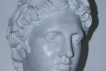 Sculture / Sculture in marmo realizzate a mano, di recente produzione