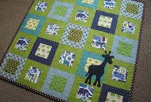 Baby quilts / by Amber Phillips