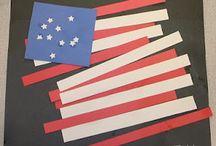 ib: how we express ourselves / Symbols and practices represent organizations. (symbols, patriotism) / by Megan M