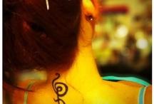 Inks&&Piercings / by Clarita Flores