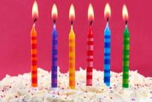 Birthday!!! / by Serena Samora