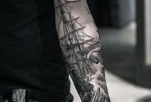 My possible tattoos