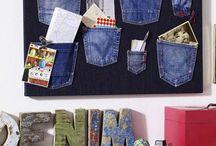Décoration jean's