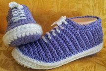 shoes to crochet