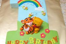 KIDDIES - Pooh & Tigger Party Ideas