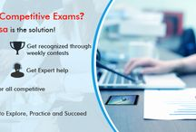 eAbhyasa / eAbhyasa is the only marketplace in India for free and paid online tests material in India. It is an excellent platform for career aspirants preparing for competitive exams.
