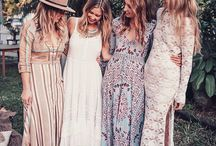 Boho festival wedding outfit ideas