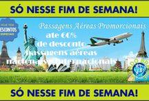Promoções e ofertas!!! / Promoções e ofertas da agencia de viagens MONDO BRASILE!!! Super descontos, aproveitem!!!