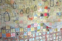 Stitching Embroidery patchwork