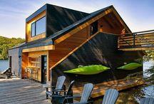 casa flotantes