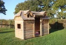 Houses & sheds from pallets