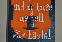 War Eagle! / by Ashley Wells