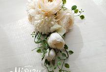 япония кож цветы