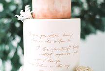 Hochzeit - Torte
