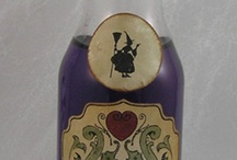 Altered bottle inspiration / by Lyn Parker Gill