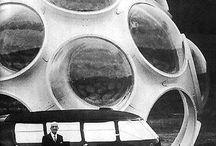 Buckminster Fuller / The man and his ideas