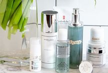 Cabinet Confessions / A sneak peak into the coveted bathroom cabinets of our favorite beauty and glamour gals.