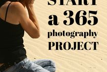 HOw to start a 365 photo project