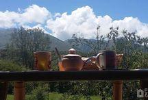 Desayunos con paisajes / Desayunos con paisajes enviados por nuestros seguidores.