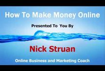 Online Business and marketing Coach