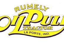 Tracteur RUMELY