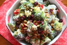 Salads / by Andrea Grau
