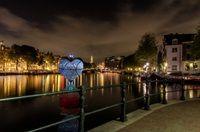 Amsterdam Light Festival / Het Amsterdam Light festival 2014