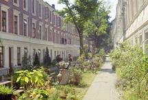 Housing garden