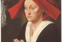 Breughel, van der Weyden, Memling / Vlaamse middeleeuwse schilders