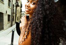capelli ricci e bellezza