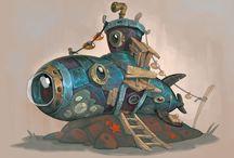 Vehicle - Submarine